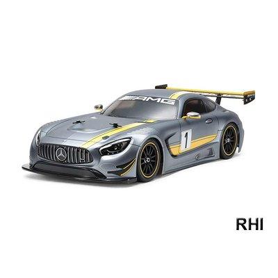 TAMIYA 1/10 Mercedes AMG GT3 4WD TT-02  - 58639