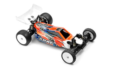 XRAY XB2 2020 - 2WD 1/10 ELECTRIC OFF ROAD CAR - CARPET EDITION - 320008