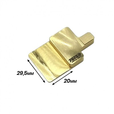 7075 33gr Brass Receiver Holder Xray T4'20 - T20-04