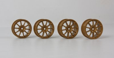 TAMIYA Subaru Impreza WRC 03 WHEELS 24mm (4) - 51022
