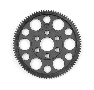 XRAY Offset Spur Gear 87T : 48 Hard - 305787
