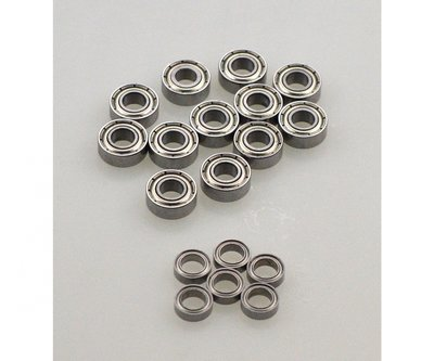CARSON M-06/M-05 Chassis Ball bearing set (18) - 500904059