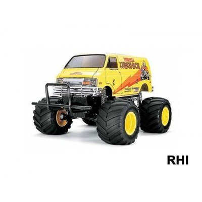 TAMIYA 1/12 RC Lunch Box (Re-release) - 58347