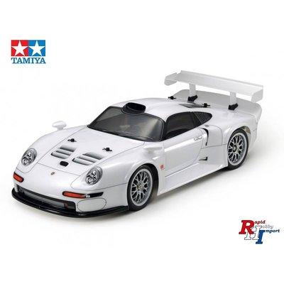 TAMIYA 1/10 RC Porsche 911 GT1 Str. (TA03R-S) - 47443