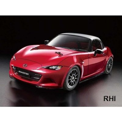 TAMIYA 1/10 RC Mazda MX-5 Roadster M-05 - 58624