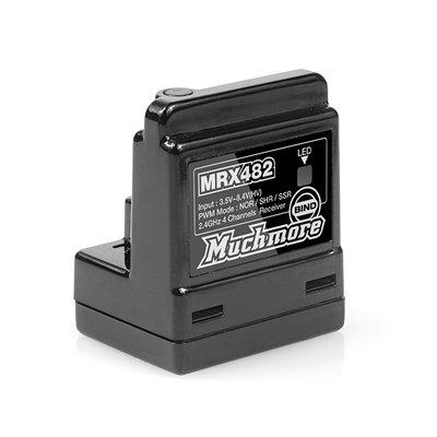 MUCHMORE MRX 482 Receiver for Sanwa - MRS-MRX482