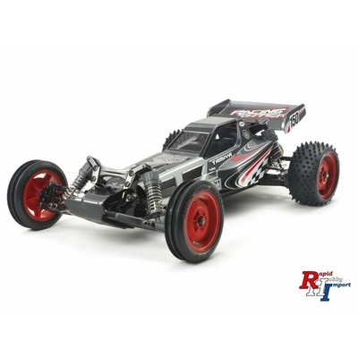 TAMIYA 1/10 RC Racing Fighter (DT-03) Black Edition - 84435