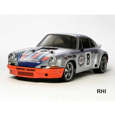 TAMIYA 1/10 Scale RC PORSCHE 911 Carrera RSR Body Parts Set - 51543