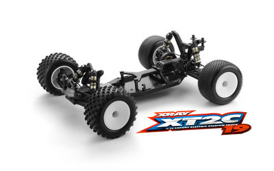 XRAY XT2C 2019 - 2WD 1/10 ELECTRIC STADIUM TRUCK - CARPET EDITION - 320202