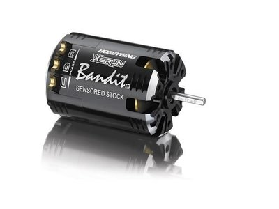 Hobbywing XeRun Bandit 17.5T Black G2, 2300kv - 30101158