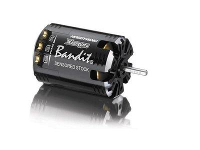 Hobbywing XeRun Bandit 4.5T Black G2, 8100kv - 30101151