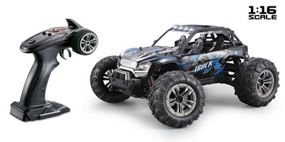 ABSIMA Scale 1:16 4WD High Speed Sand Buggy 2,4GHz Black/Blue - 16006
