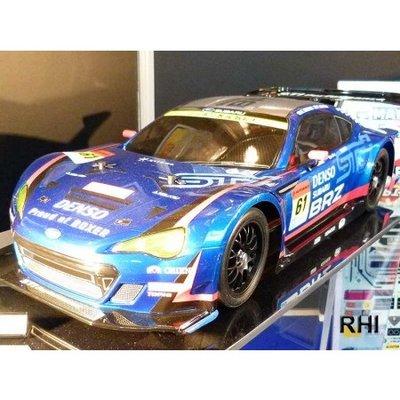 TAMIYA 1/10 RC Subarua BRZ R&D Sport 2014 TT-02 - 58578