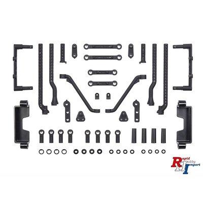 TAMIYA TC-01 A Parts (Body Mounts) (2) - 51661
