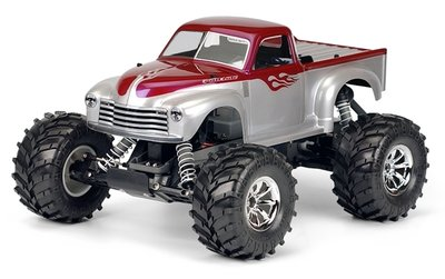 Proline Early 50's Chevy Clear Body for Traxxas Stampede - 3255-00