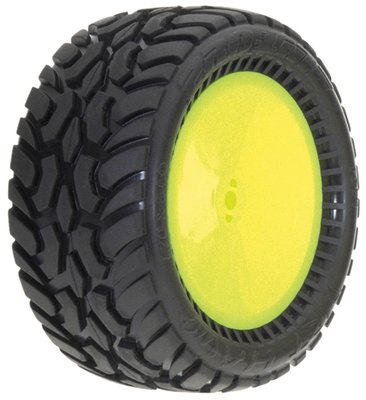 Proline Dirt Hawg I 2.2 M2 (Medium) All Terrain Buggy Rear Tires, PR1071-00 - 1071-00