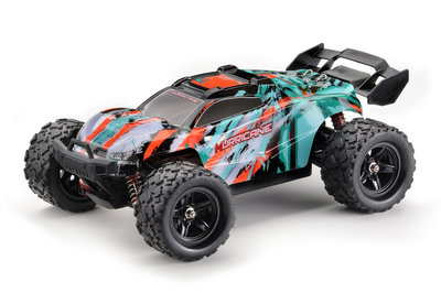 ABSIMA Scale 1:18 4WD High Speed Truggy, 2,4GHz Green - 18002