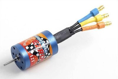 Hobbywing Ezrun 2030, 12t, 7800kv, 2mm Shaft 1/16, Hw90010000 - 90010000