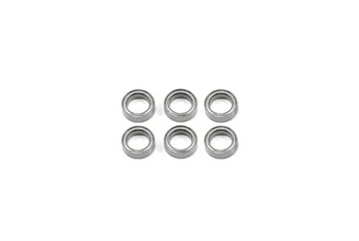 YellowRC 1/12 Racer Ball Bearings (8x12x3.5mm) (6pcs), Yel12215 - 12215
