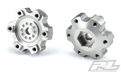 Proline 6x30 To 12mm Aluminum Hex Adapters (narrow) - 6337-00