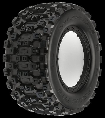 Proline Badlands Mx43 For Pro-loc X-maxx Whs F/r - 10131-00