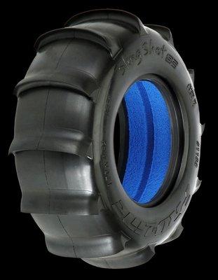 Proline Sling Shot Sc Xtr Tires (2) For Sc F/r - 1158-00