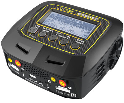 YellowRC Duo Charge 10a/100w (skyrc Sk-100131-02) - 4106