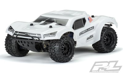 Proline Pre-cut Mt Fusion Bash Armr For Slsh 2wd/4x4 W/2.8