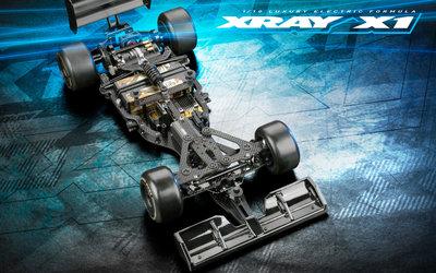 Xray X1'21 - Luxury 1/10 Formula - 370706
