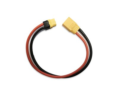 YellowRC Xt60 Female To Xt90 Charge Cable 12awg 300mm - YEL6023