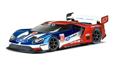 Proline Ford Gt Light Weight Clear Body For 190mm - 1550-25