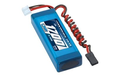 430300 LRP VTEC LiFePo 1700 RX-Pack 2/3A Straight - RX-only - 6.6V