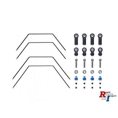 22003 TA08 Stabilisator set F/R (2+2)
