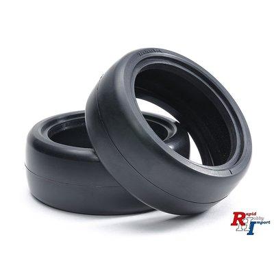 Tamiya 54994 RC Reinforced Racing Tires Soft 24mm 2Pcs