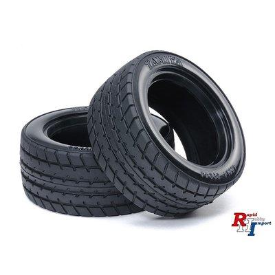 54995 RC 60D Super Radial Tires M-Chassis Soft 2Pcs
