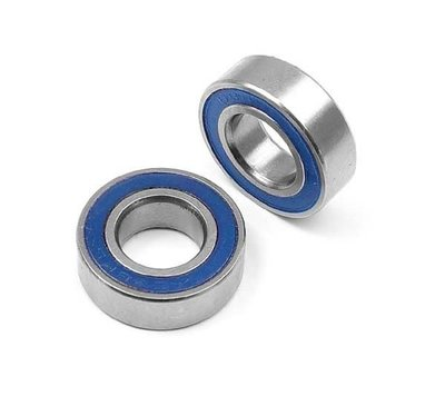 94816 High-Speed Ball-Bearing 8X16X5 Rubber Sealed (2)