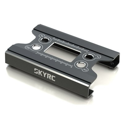 SkyRC Black Maintenance Stand for 1/10 Touring, 1/12 Racing