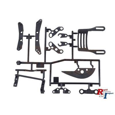 19115533 TA08 T Onderdelen Damp.stay/servo mount 58693