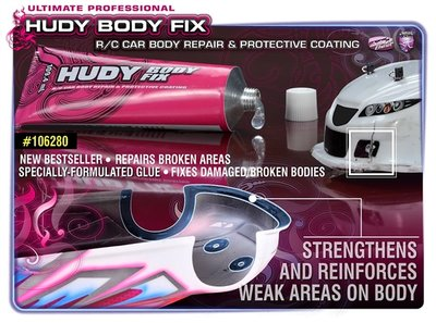HUDY Body Fix 109.4ML/3.4Fl - 106280