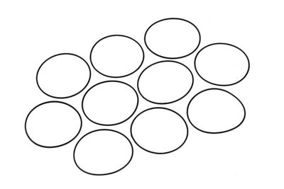 Silicone O-Ring 24X0.7 (10) - 971240