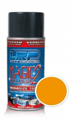 LRP Lexanspray Magic Colour 2 150ml - Orange - LRP-28104