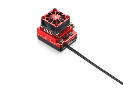 Hobbywing XeRun XR10 Pro 160A ESC - Red - 30112602
