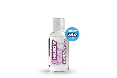 HUDY ULTIMATE SILICONE OIL 100 cSt - 50ML - 106310