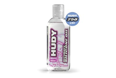 HUDY ULTIMATE SILICONE OIL 250 cSt - 100ML - 106326