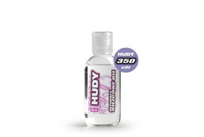 HUDY ULTIMATE SILICONE OIL 350 cSt - 50ML - 106335