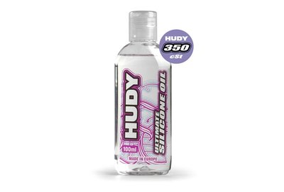 HUDY ULTIMATE SILICONE OIL 350 cSt - 100ML - 106336