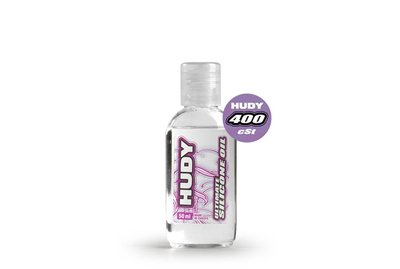 HUDY ULTIMATE SILICONE OIL 400 cSt - 50ML - 106340