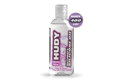HUDY ULTIMATE SILICONE OIL 400 cSt - 100ML - 106341