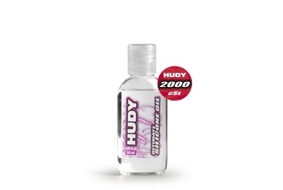 HUDY ULTIMATE SILICONE OIL 2000 cSt - 50ML - 106420
