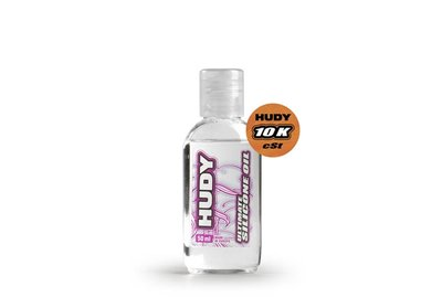 HUDY ULTIMATE SILICONE OIL 10 000 cSt - 50ML - 106510